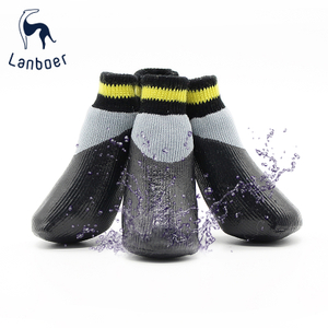 Lanboer Dog paw Waterproof Socks